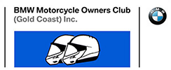 BMW Motorcycle Owners – Gold Coast Logo